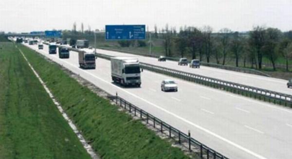 Бетонные дорожные покрытия даже при высоких нагрузках